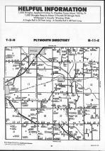 Plymouth T2N-R11E, Rock County 1990 Published by Farm and Home Publishers, LTD